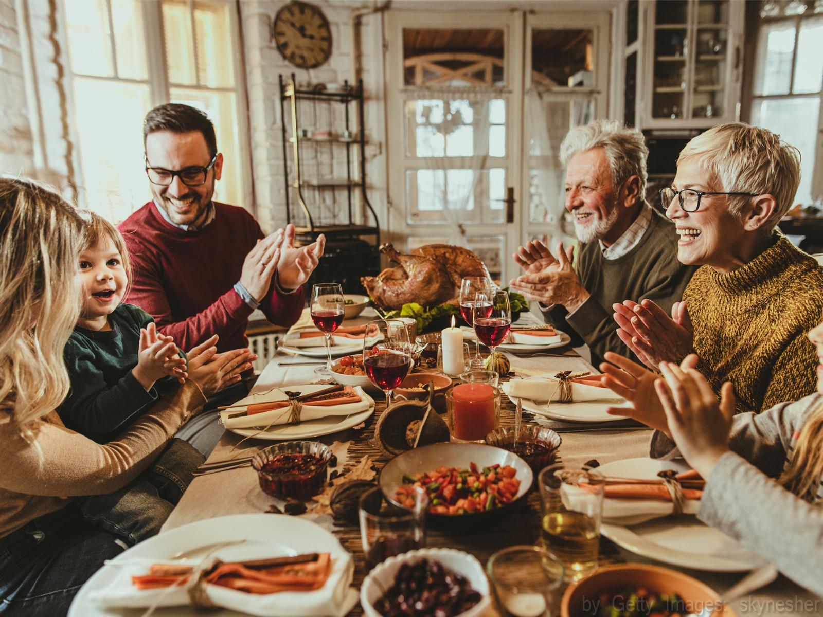 Ação de Graças dia de gratidão a Deus por toda benção recebida