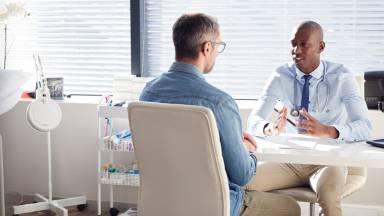 Por que muitos homens não gostam de ir ao médico?