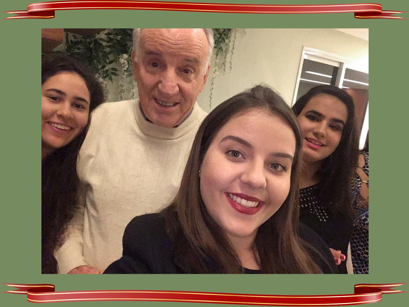 Natal é o momento de reunir toda a família e celebrar (1)