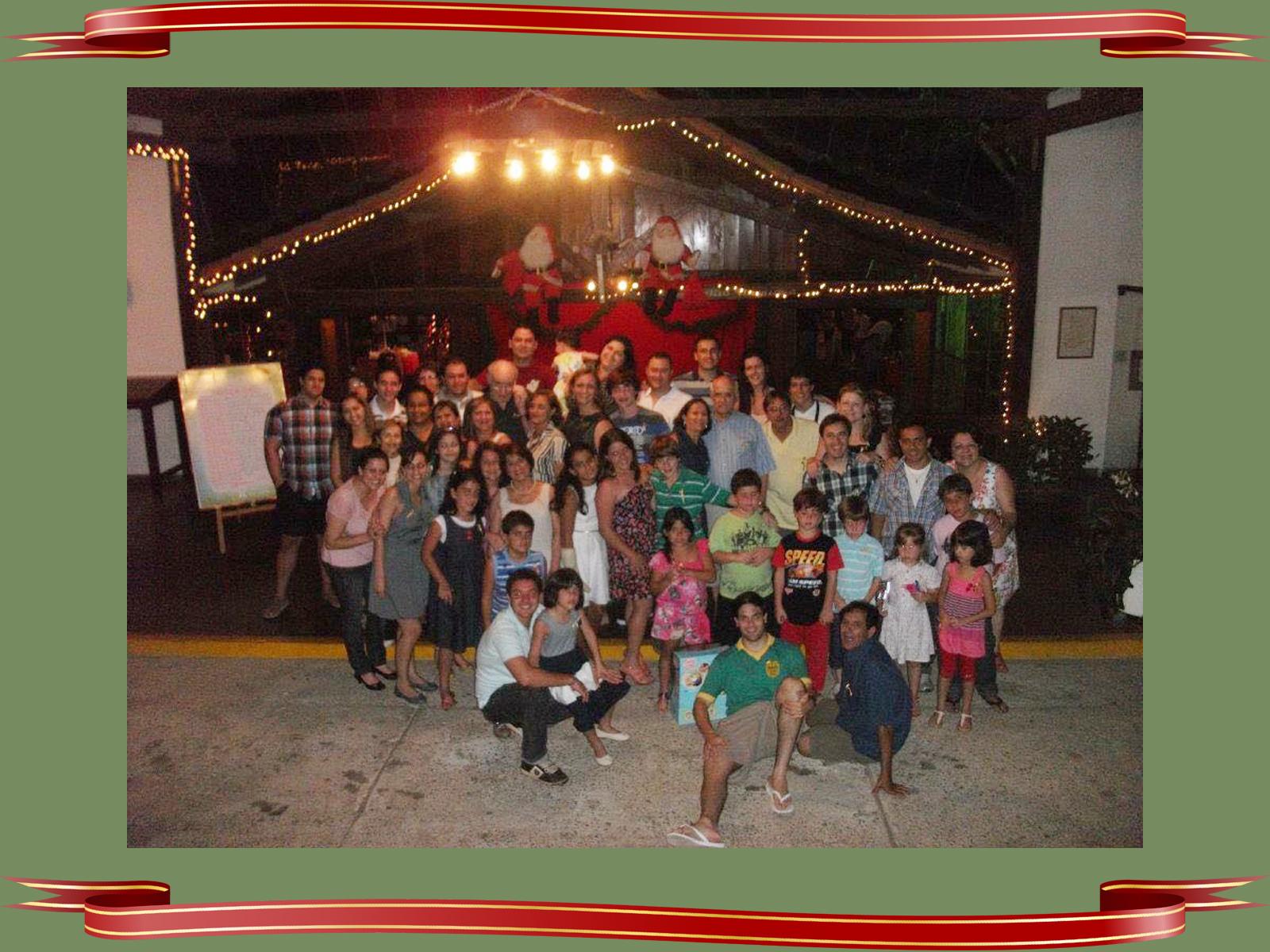 Natal é o momento de reunir toda a família e celebrar (10)