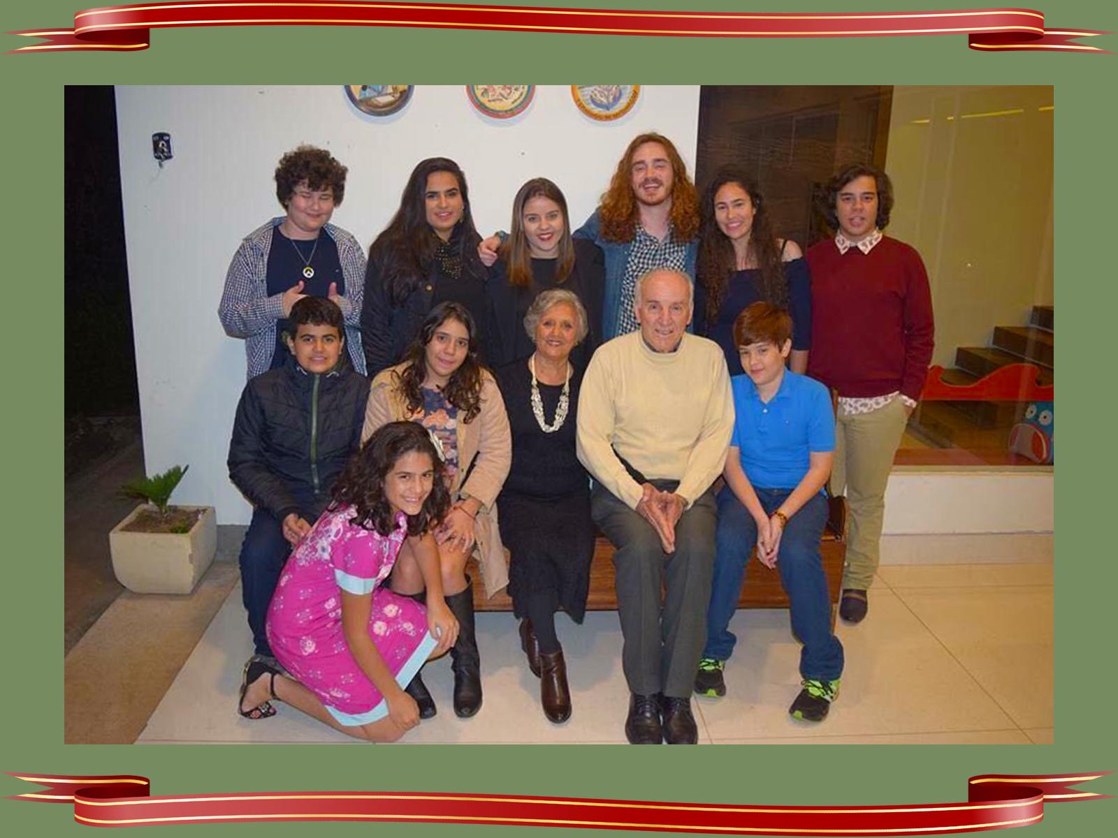 Natal é o momento de reunir toda a família e celebrar (11)