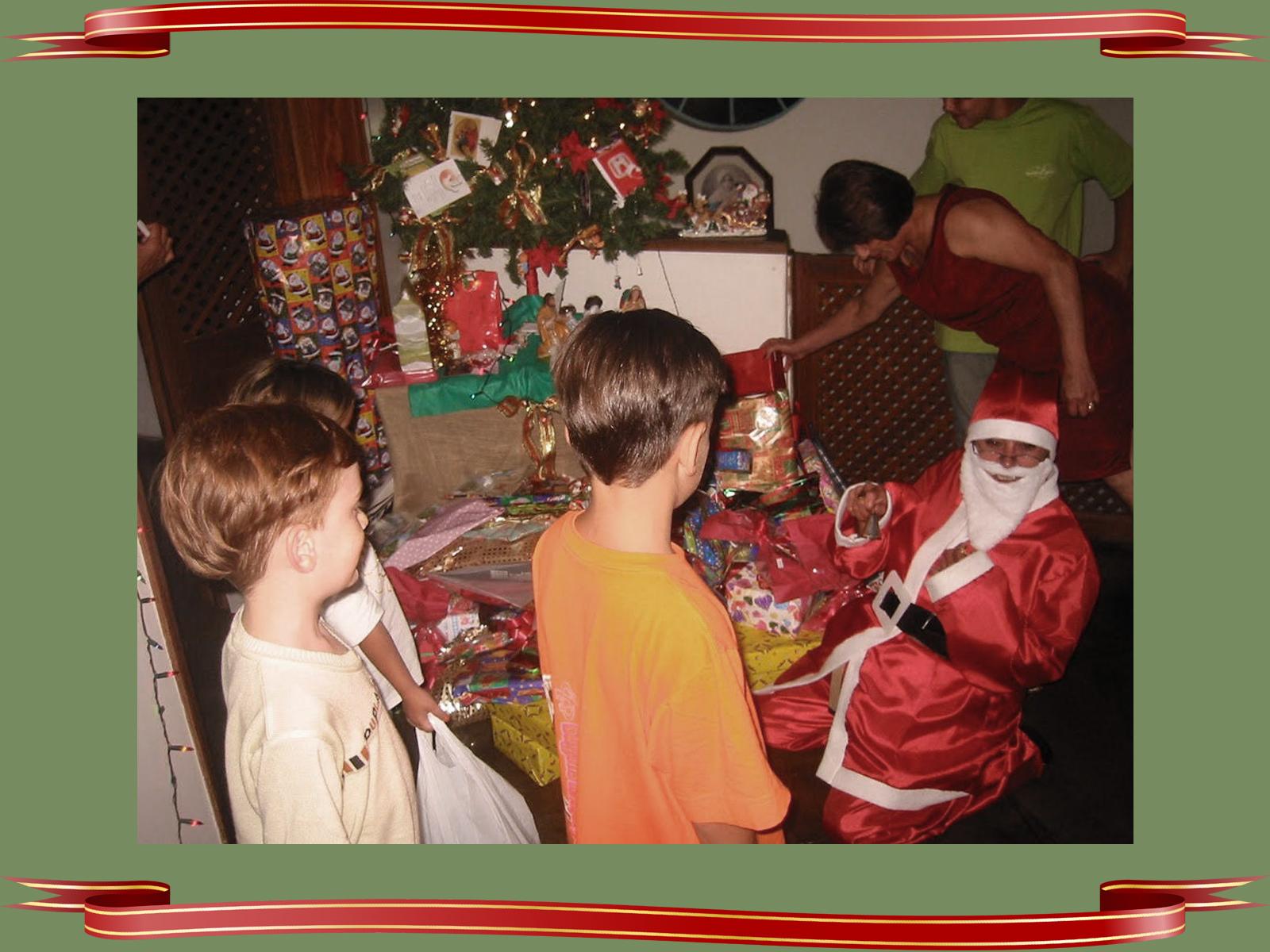 Natal é o momento de reunir toda a família e celebrar (2)