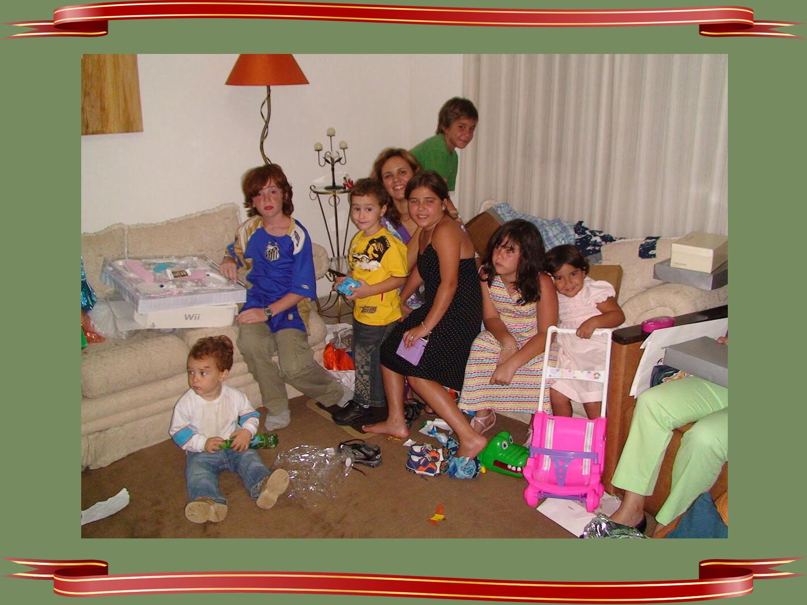 Natal é o momento de reunir toda a família e celebrar (8)