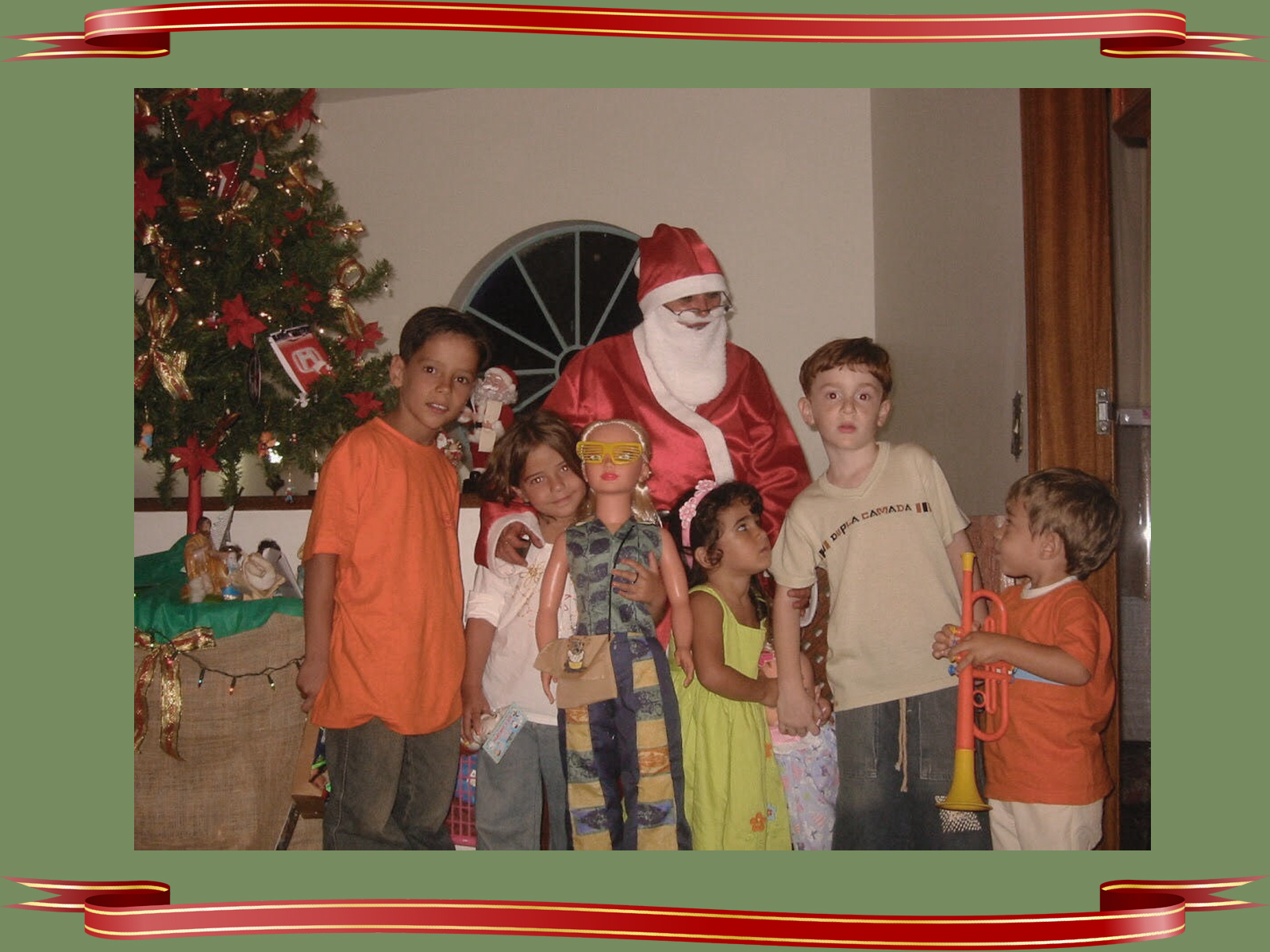 Natal é o momento de reunir toda a família e celebrar (9)
