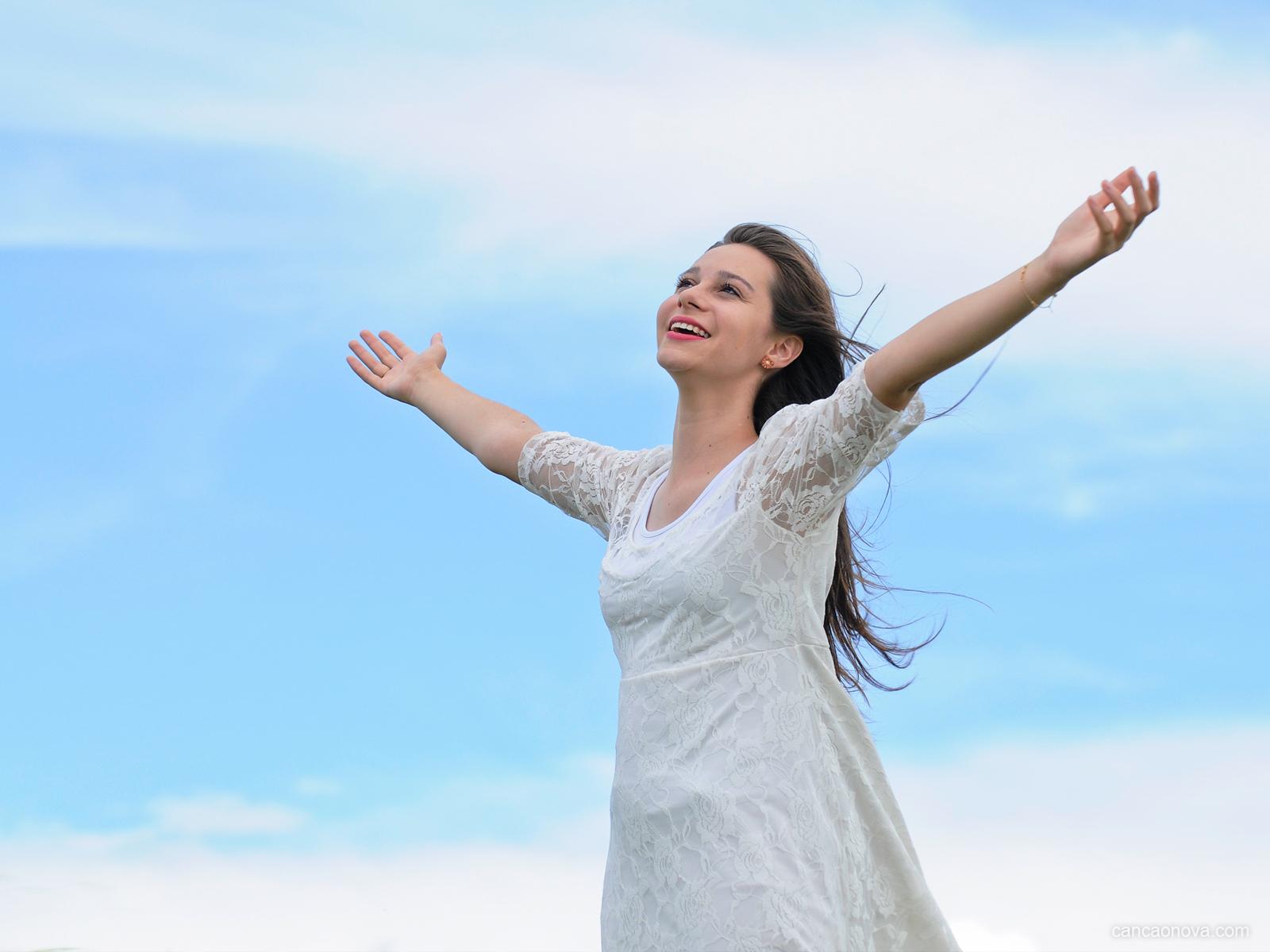 Peça ao Senhor paz, esperança e bênçãos para sua vida