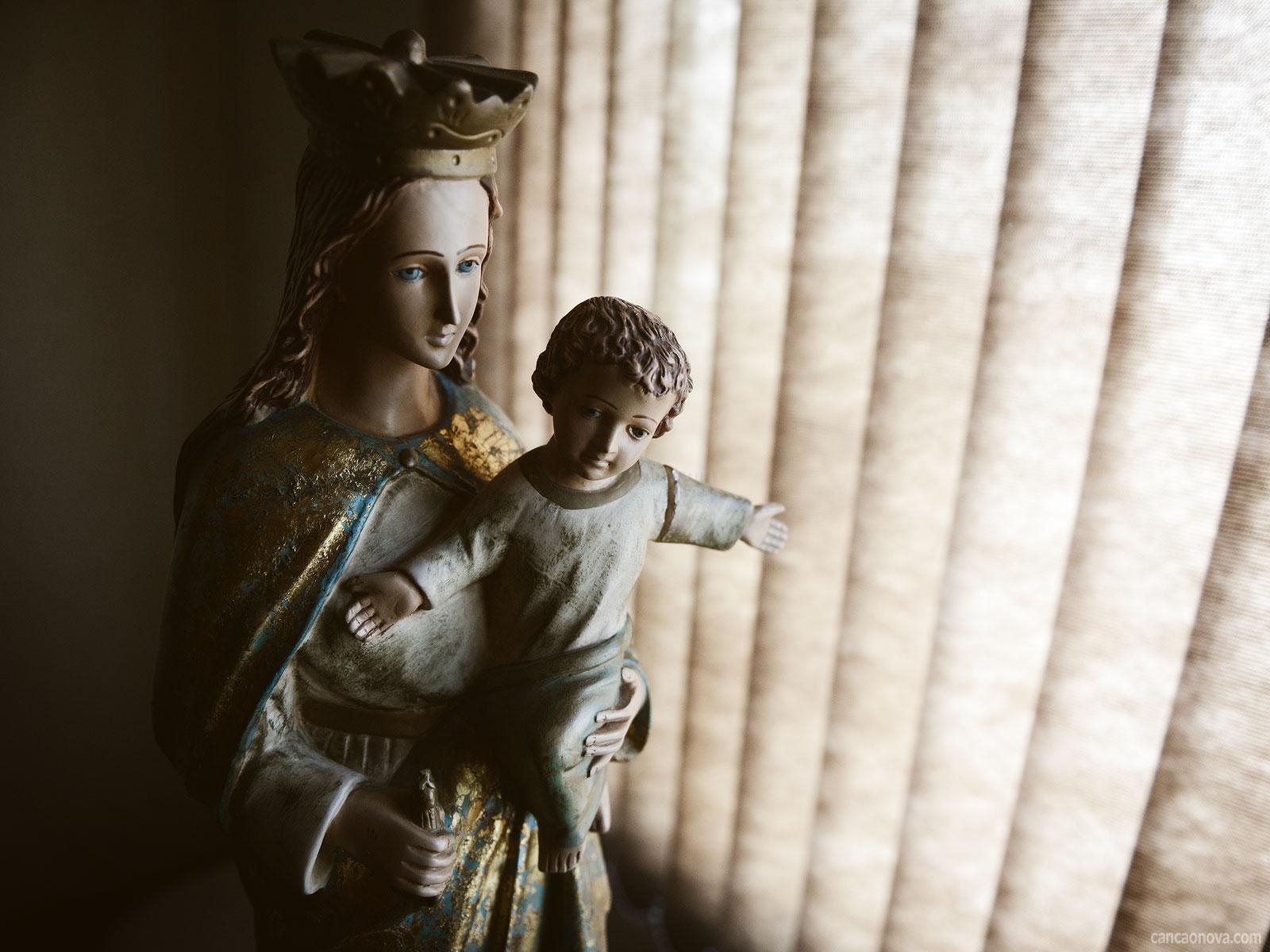 Reze conosco a novena a Nossa Senhora Auxiliadora (1)