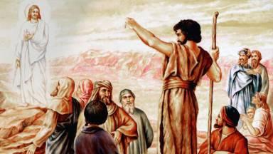 Curiosidades sobre os lugares onde viveu São João Batista