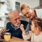 A importância dos avós para o desenvolvimento emocional dos netos