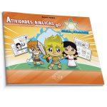 Livro Atividades Bíblicas Rei Davi