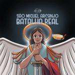 Livro São Miguel Batalha Real (Infantil)