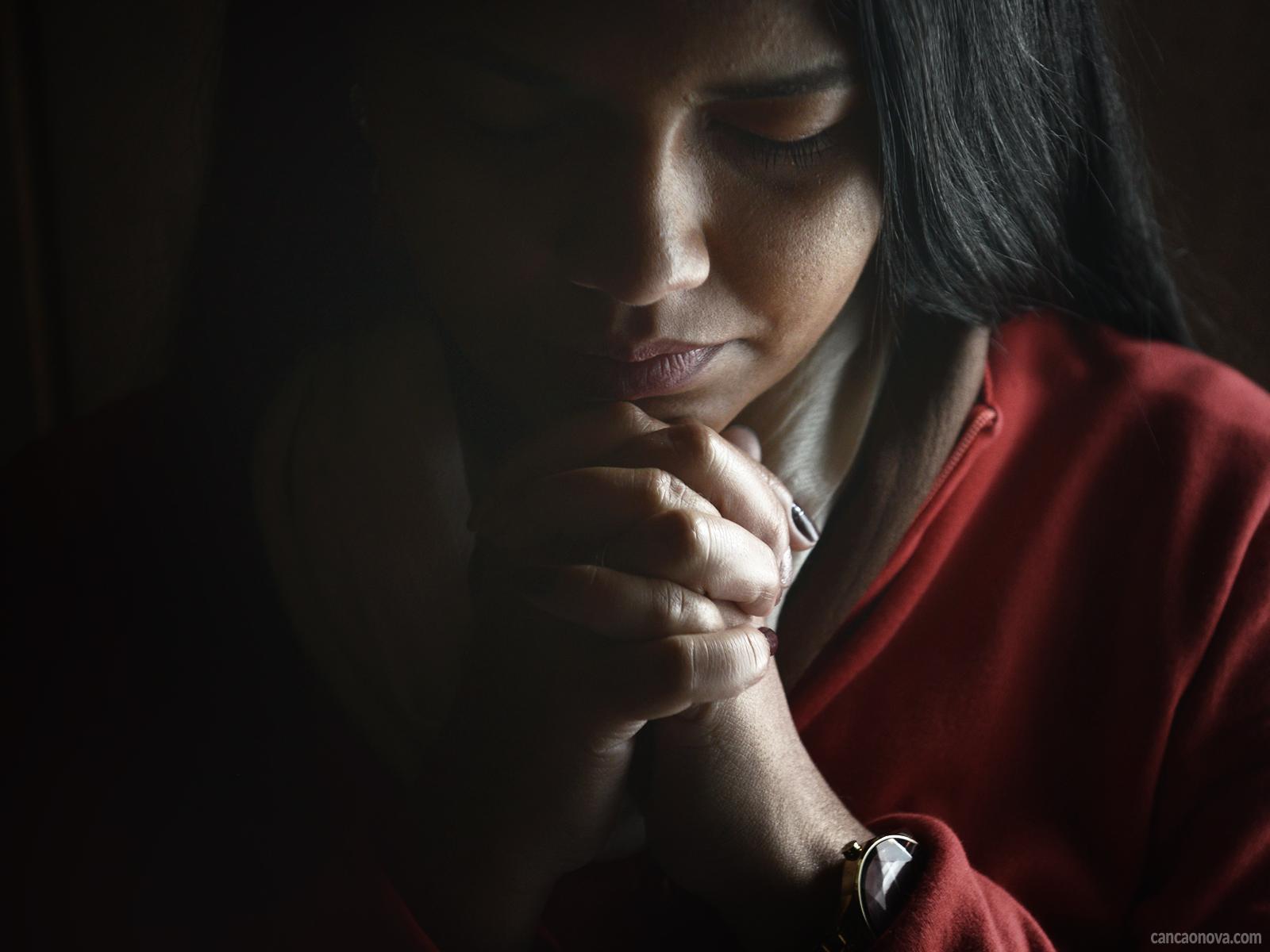 Orações para a cura espiritual e quebra dos laços do mal