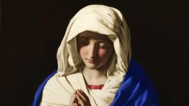 Reflita sobre o modelo de fé da jovem Virgem Maria