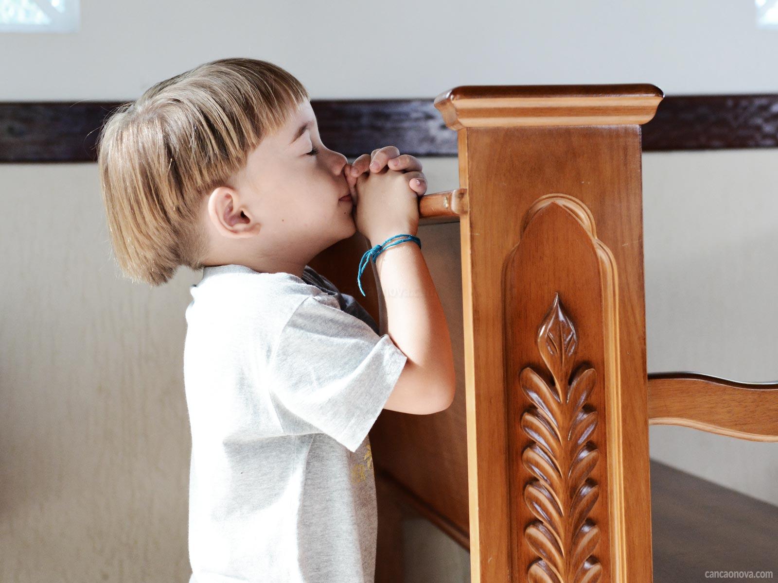 As crianças também podem fazer a comunhão espiritual?