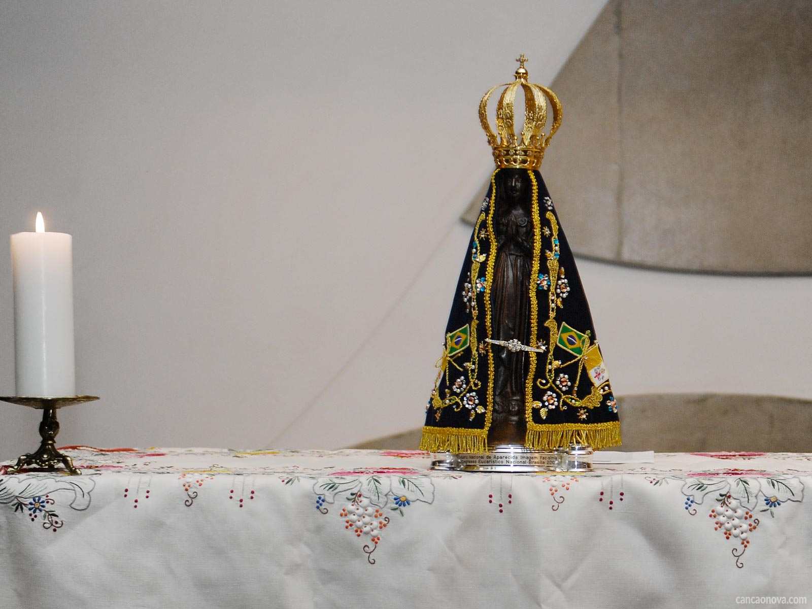 Novena De Nossa Senhora Aparecida: Reze O 3º Dia Da Novena A Nossa Senhora Aparecida