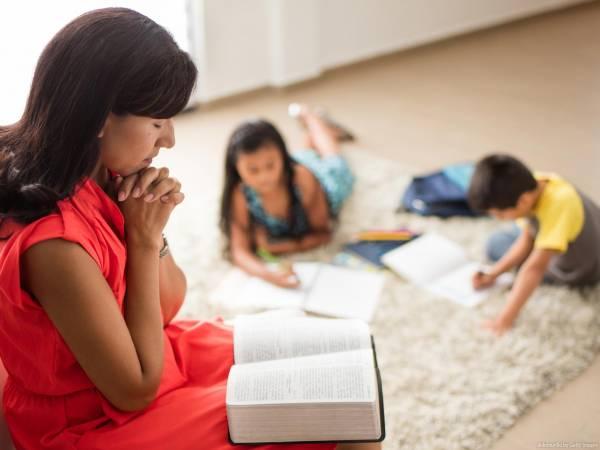 Oração das mães por seus filhos