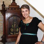 Paula Guimarães e a sua devoção a Nossa Senhora Aparecida