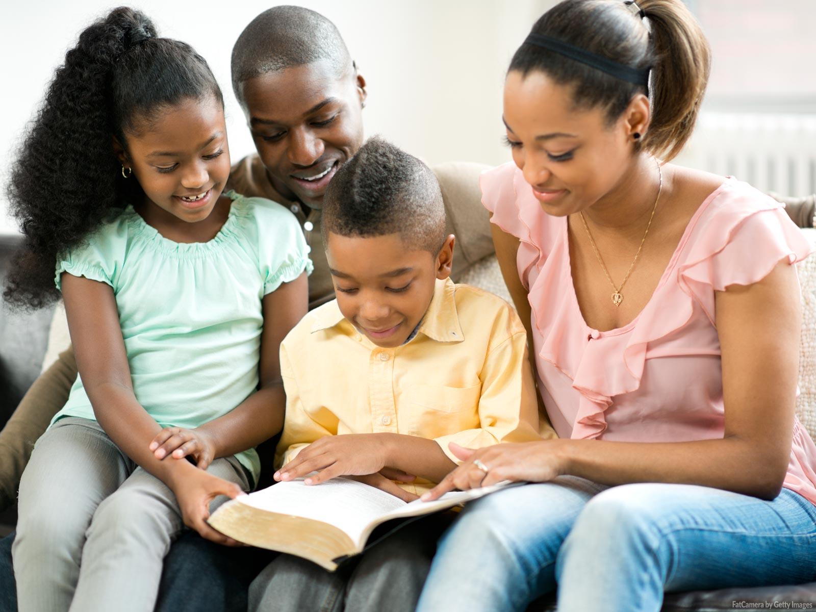 Como podemos fortalecer o amor na família