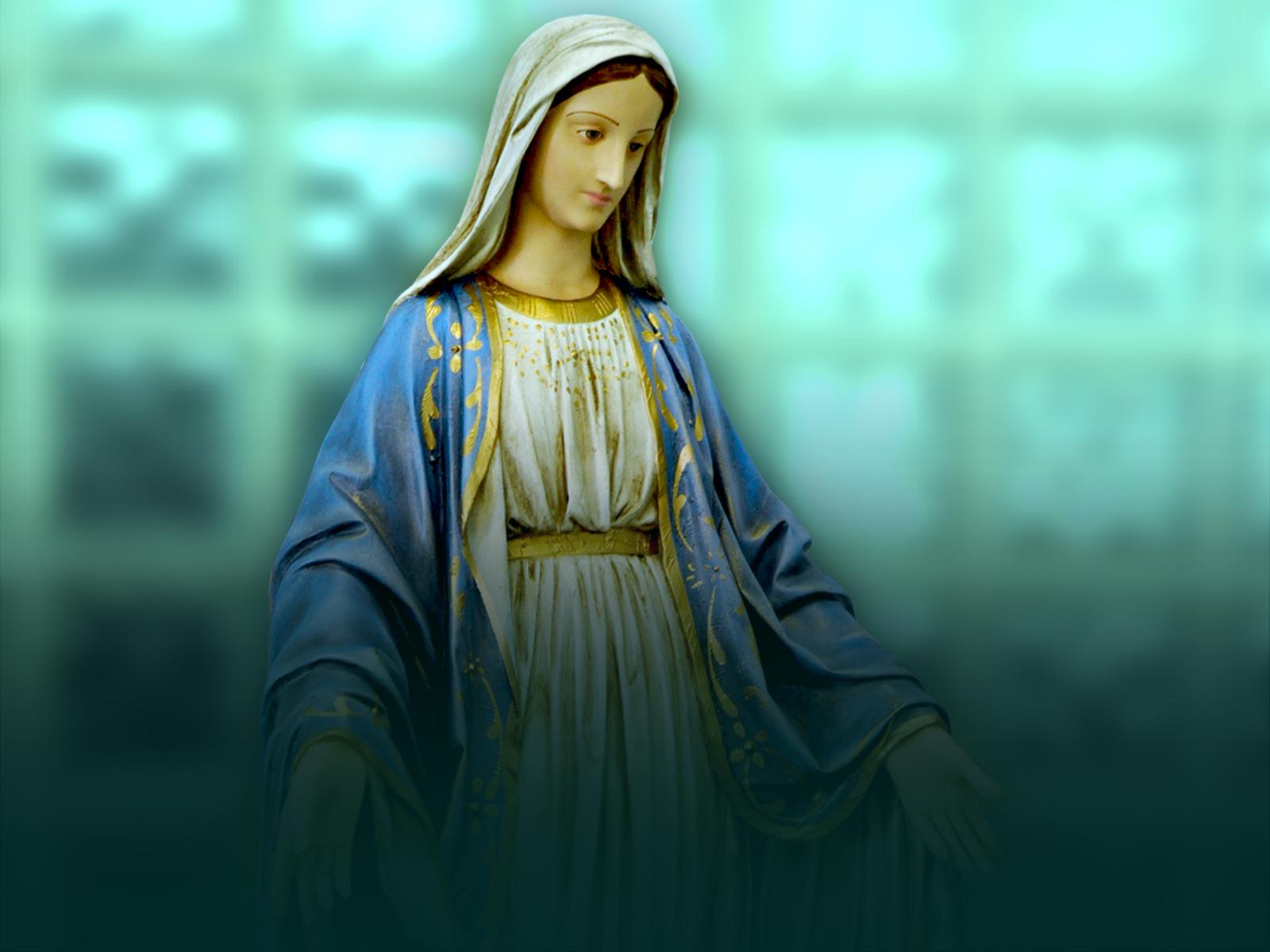 1º dia da Novena da Medalha Milagrosa - Nossa Senhora das Graças