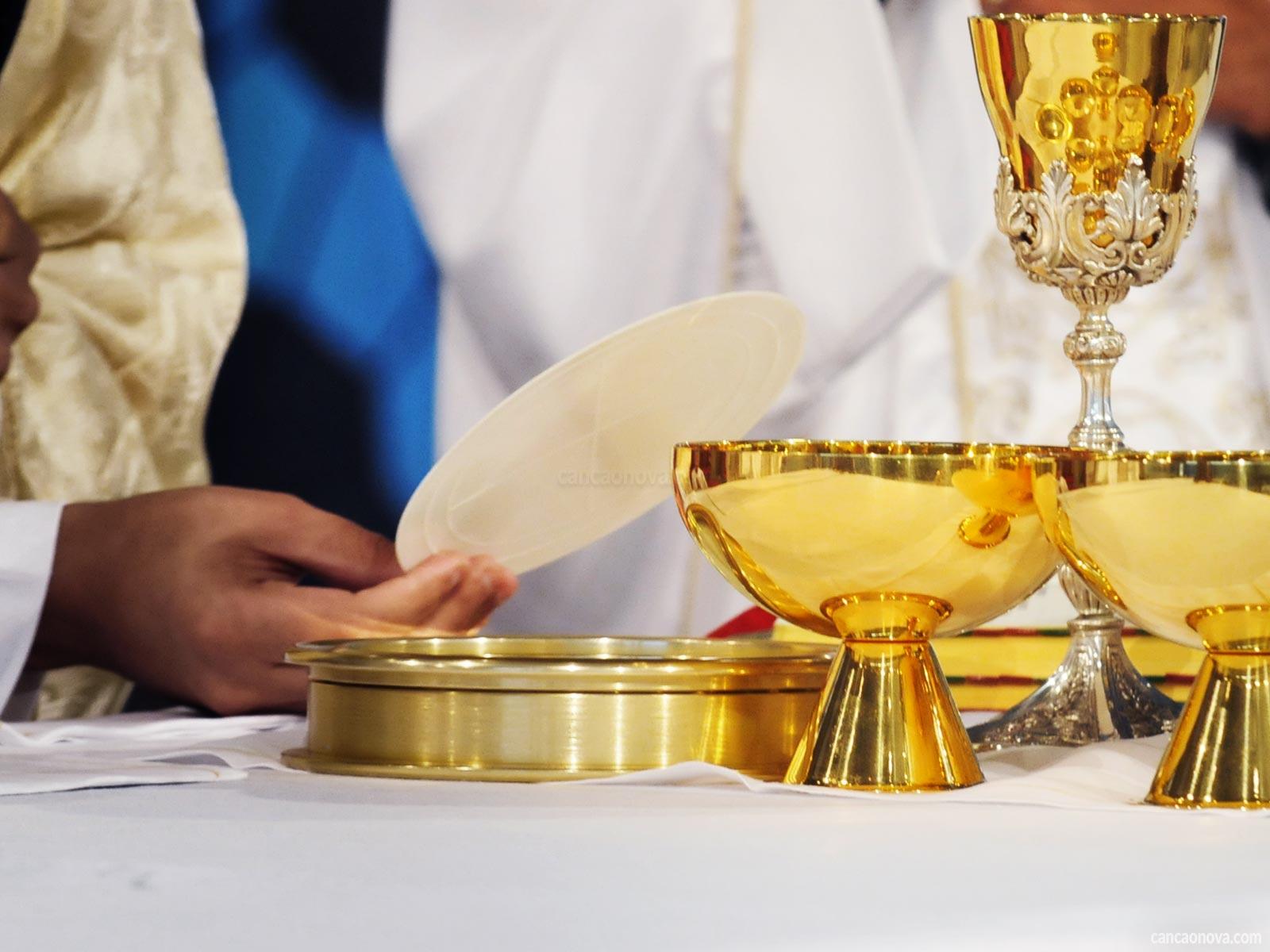 A Eucaristia é o início de uma vida de comunhão com Deus