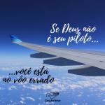 Quem é o piloto da sua vida?