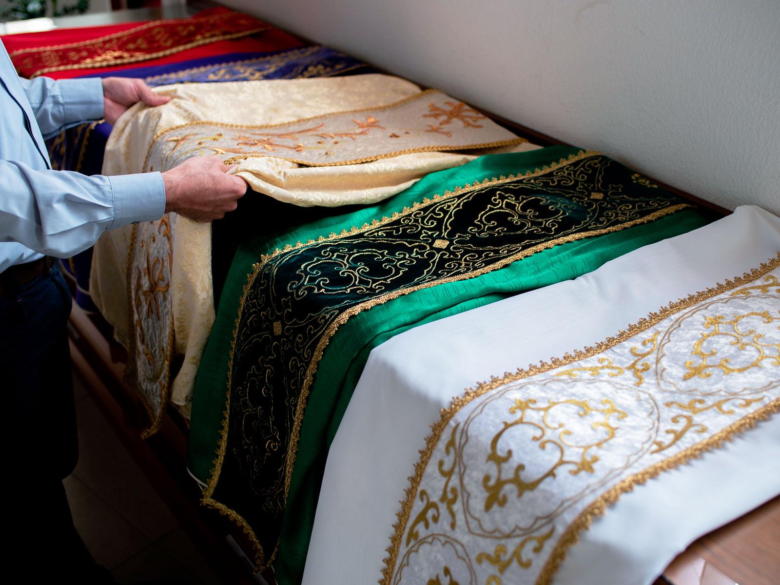 Como se dividem as festas e os tempos litúrgicos especiais