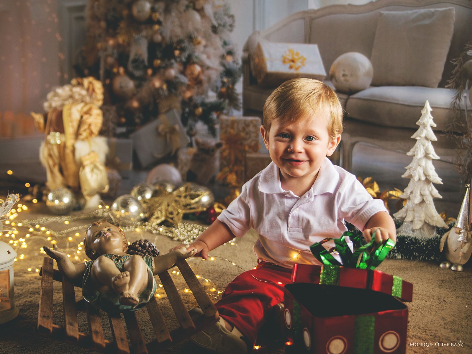 O que ensinar aos nossos filhos pequenos sobre o Papai Noel?