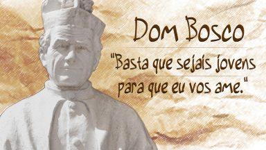 8º dia da Novena a Dom Bosco