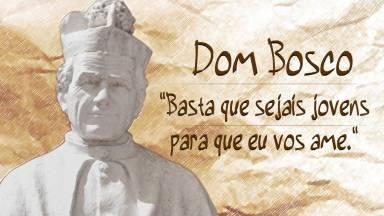 9º dia da Novena a Dom Bosco