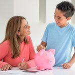 Pais e filhos falam sobre dinheiro