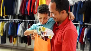 O perigo de comprar os filhos com presentes