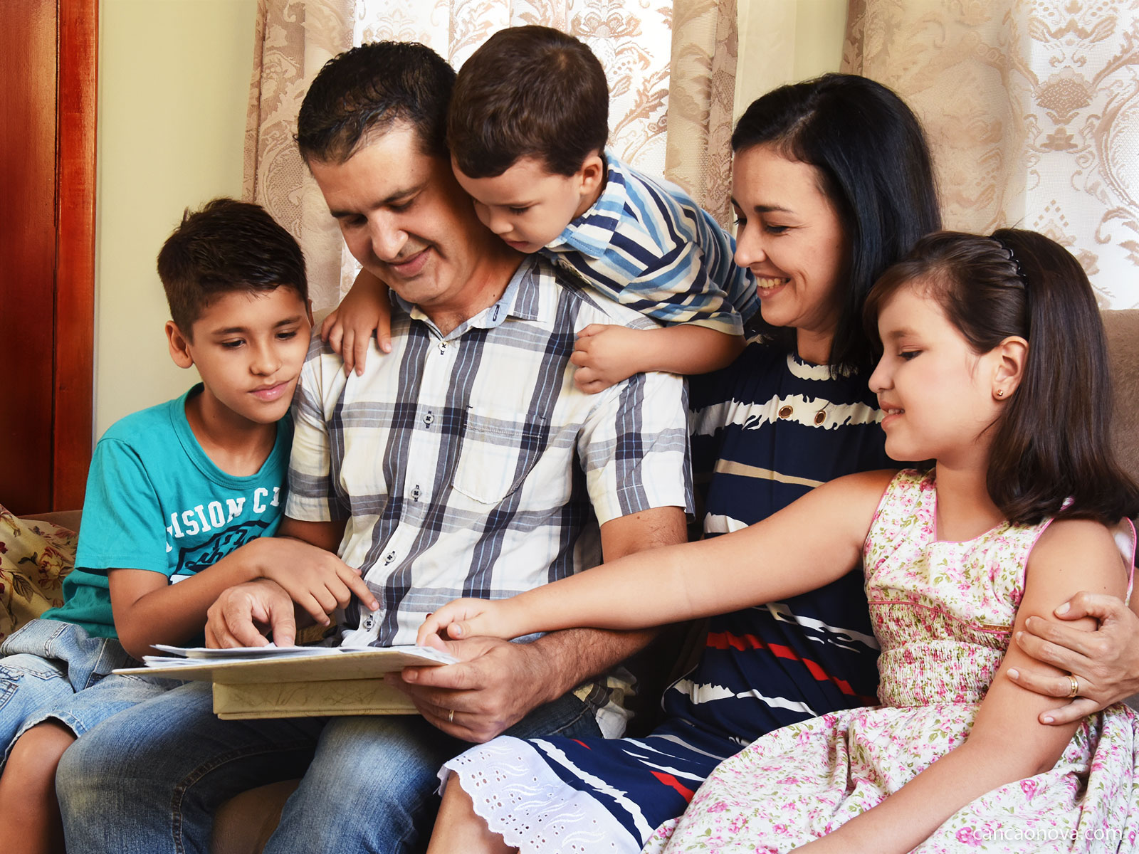 Por que a família é um lugar de restauração?