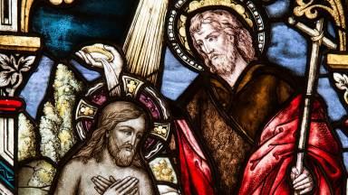O batismo, figura da Paixão de Cristo