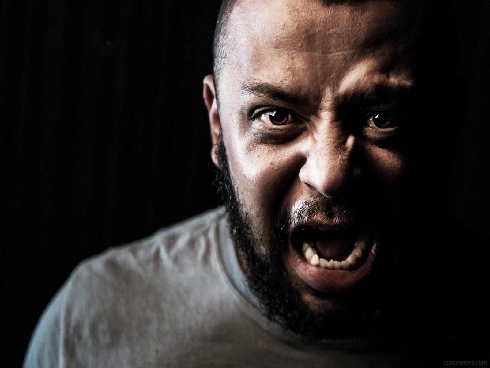 - O que fazer no momento da raiva