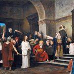 Quais as acusações que levaram Jesus à condenação