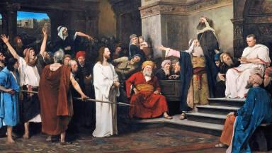 Quais as acusações que levaram Jesus à condenação?