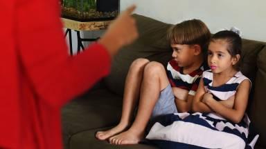 Que limites estou dando aos meus filhos?
