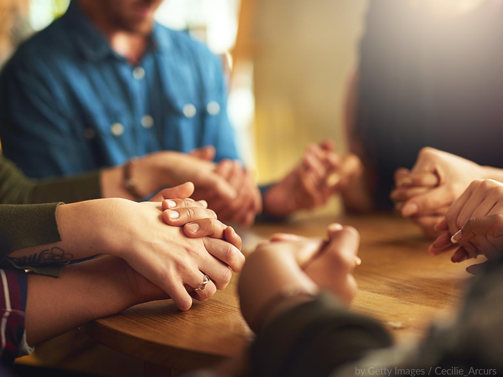 Por que nunca podemos desistir de rezar