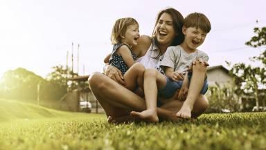 Quanto tempo por dia você gasta com seus filhos?