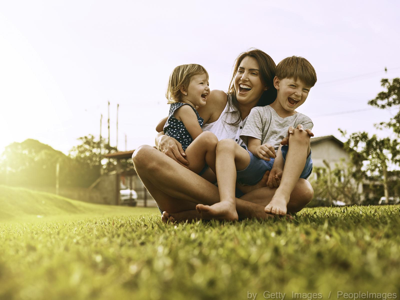 Quanto tempo por dia você gasta com seus filhos