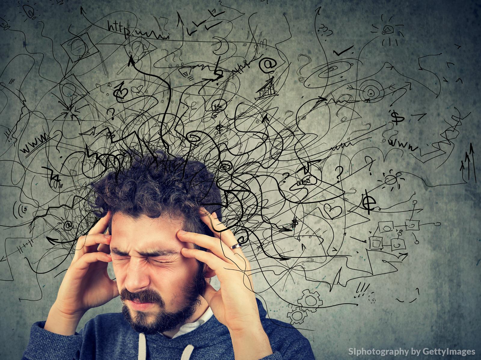 Síndrome do pensamento acelerado o que é