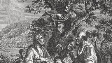 Uma breve reflexão do encontro de Zaqueu com Jesus