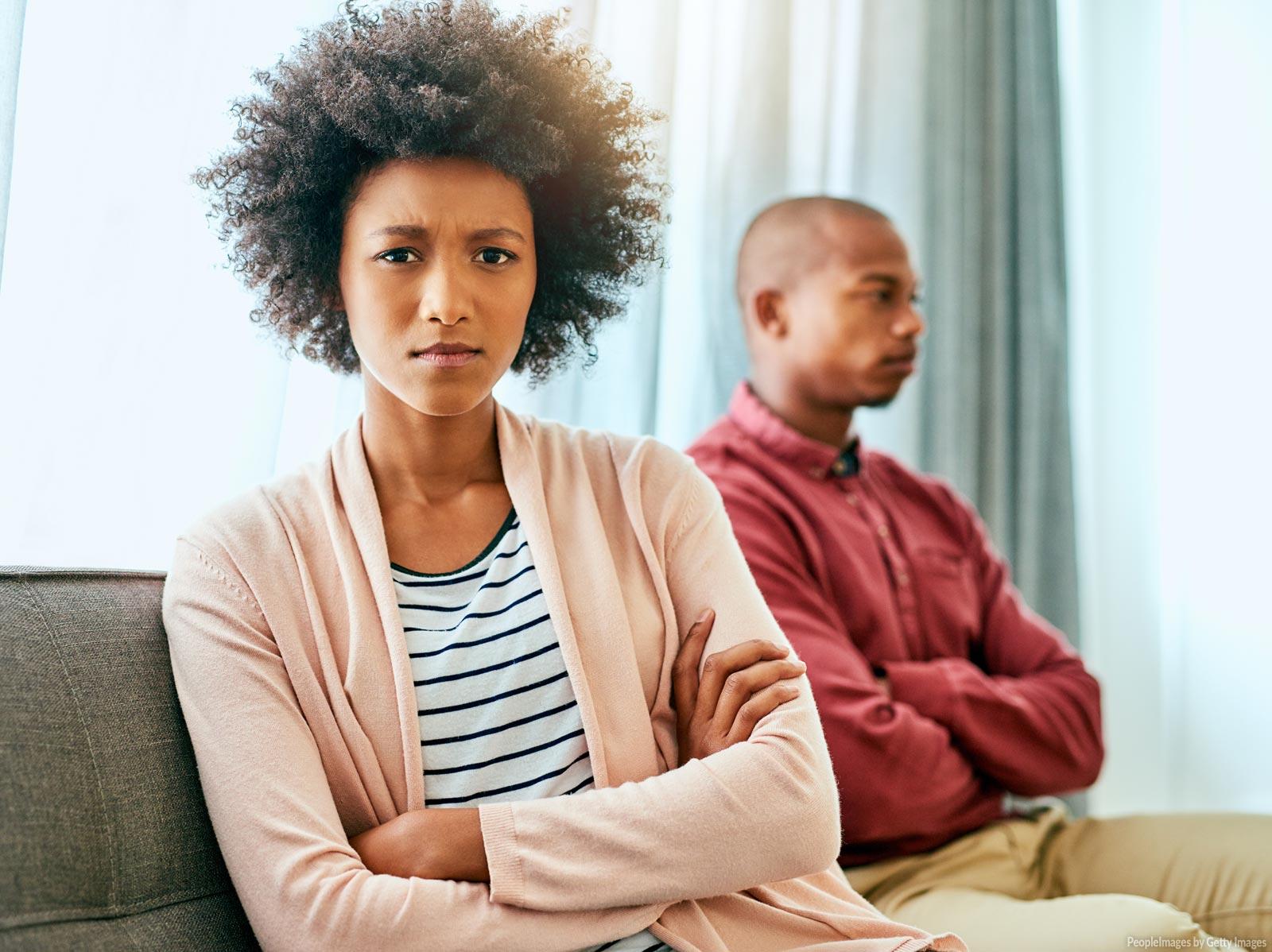A presença dos transtornos no casamento