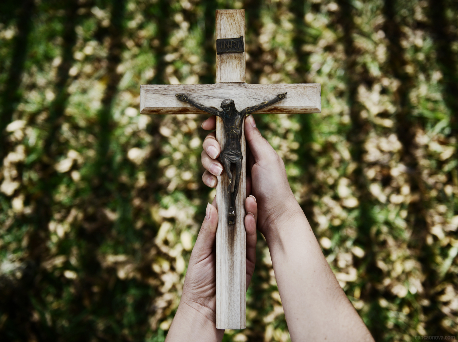 Estar diante da Cruz faz toda diferença