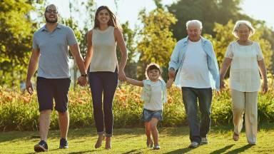 Família, um lugar de superação
