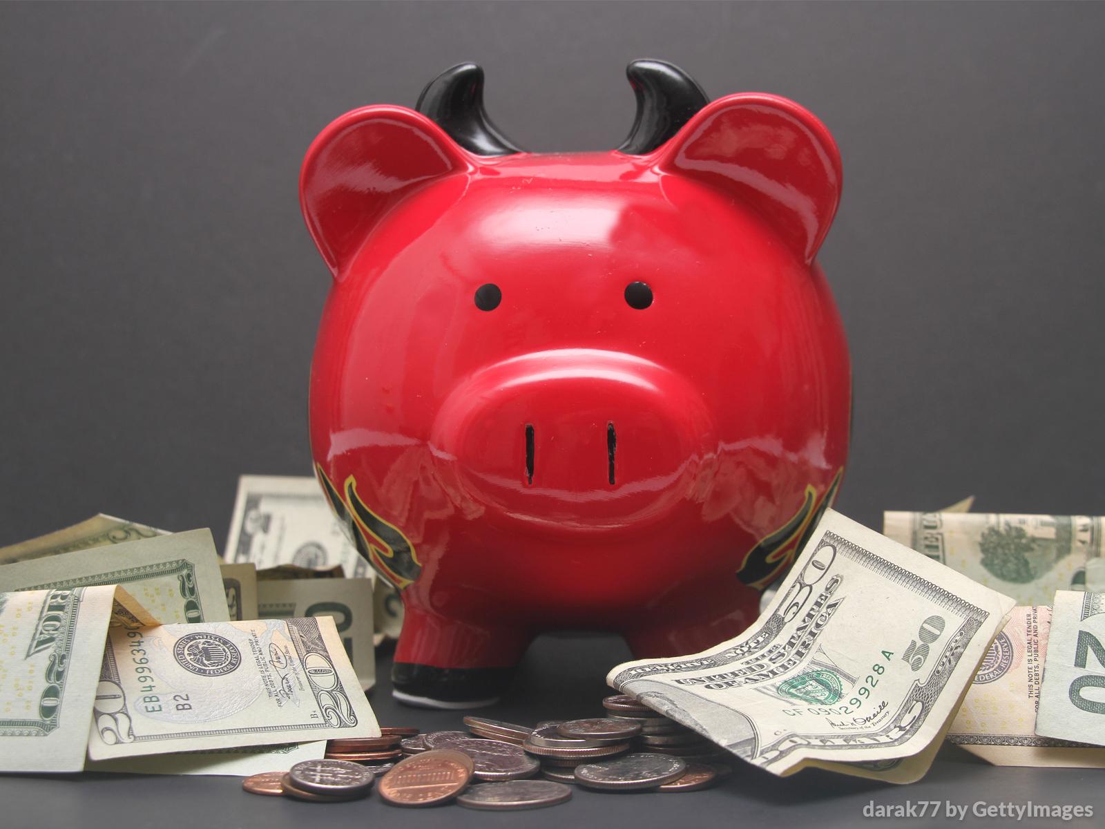 Como dizia São Paulo: O dinheiro é a raiz de todos os males