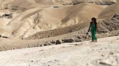 Os passos para ir a um lugar deserto