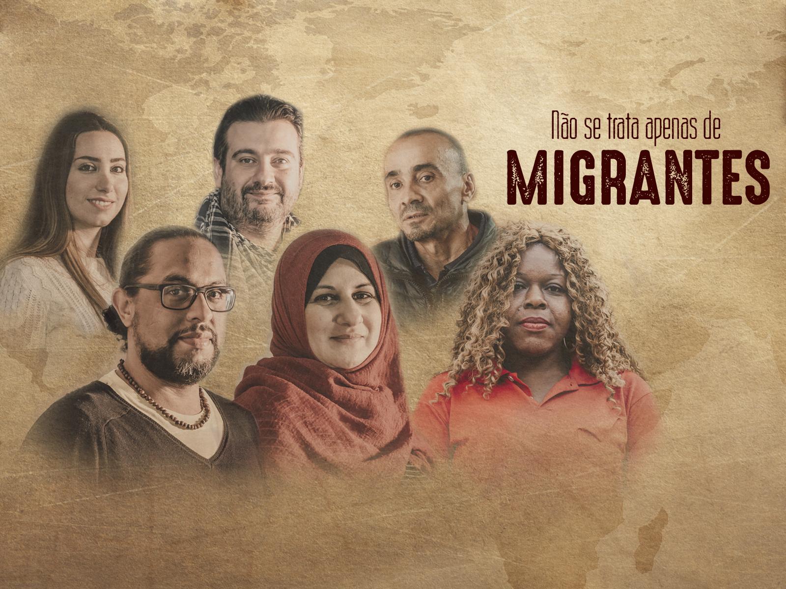 Como os refugiados e migrantes reconstroem sua vida?