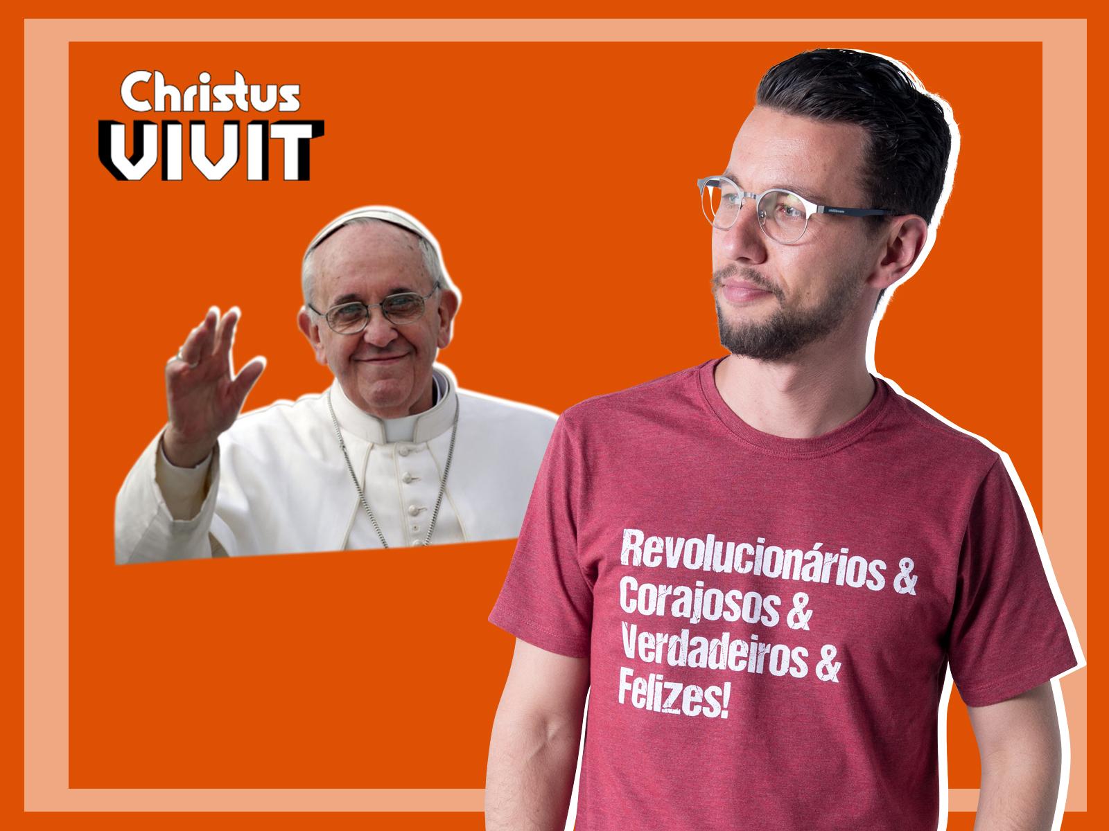 O Papa Francisco é estiloso