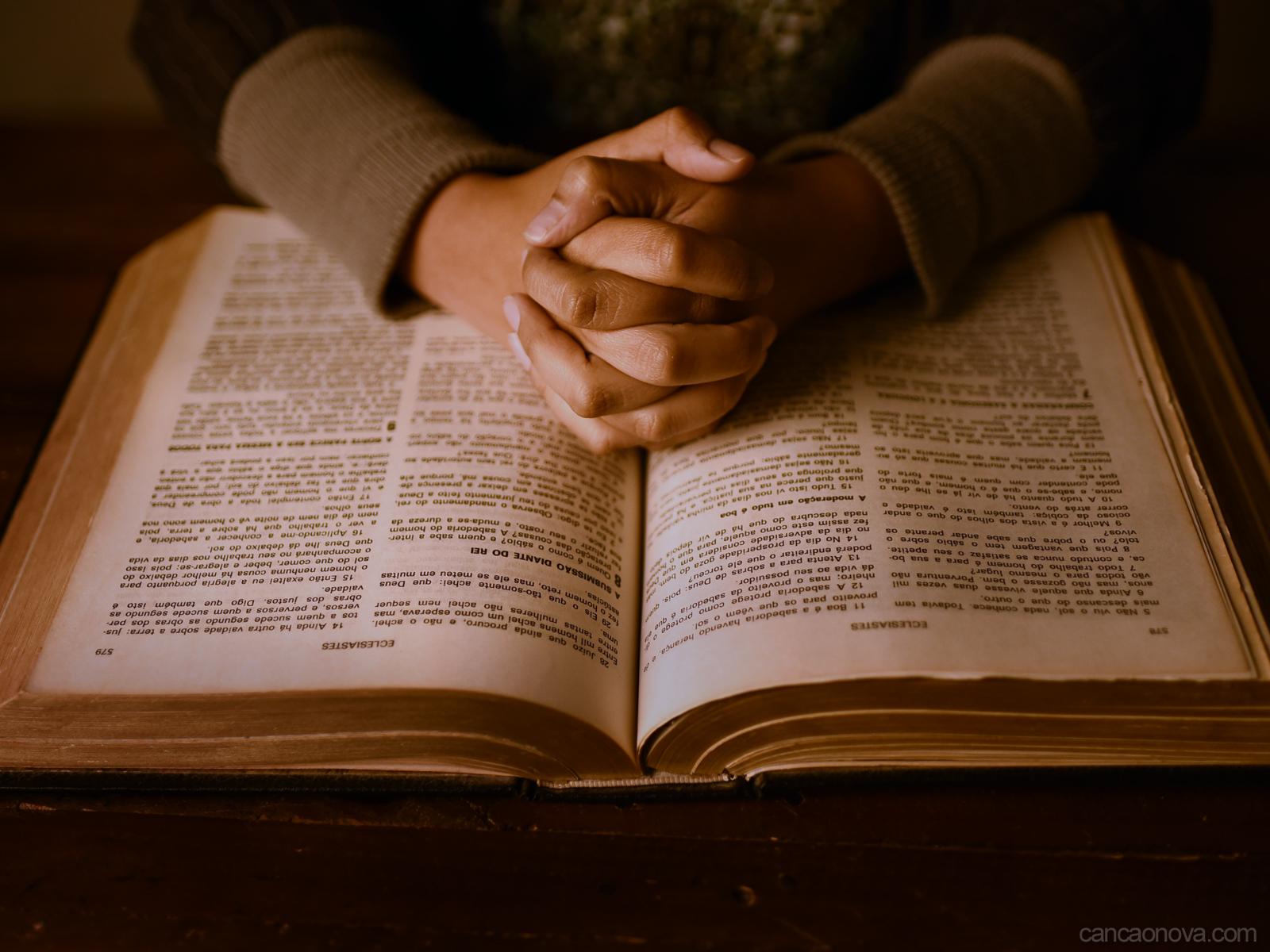 Reze a Oração de Perdão