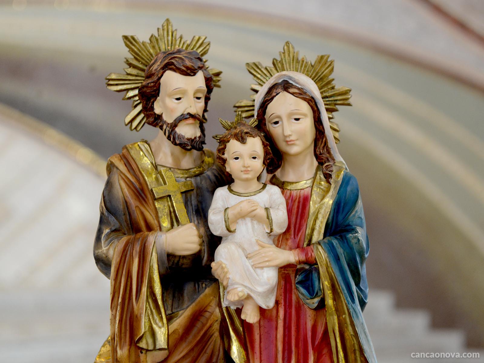 Oração à Sagrada Família, de São João Paulo II